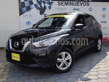 Foto venta Auto Seminuevo Nissan Kicks Sense (2017) color Negro precio $249,000