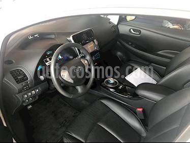 Foto venta Auto Usado Nissan Leaf 24 kW (2017) color Blanco precio $368,000