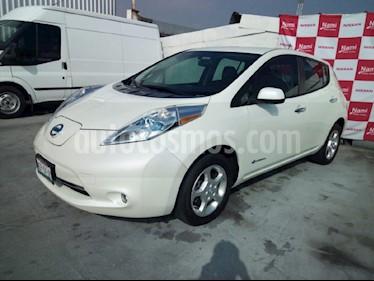 Foto venta Auto Seminuevo Nissan Leaf 24 kW (2017) color Blanco precio $410,000