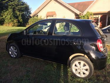 Foto venta Auto usado Nissan March 1.6L Sense  (2013) color Negro precio $5.300.000
