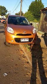 Foto venta Auto usado Nissan March 1.6L Sense  (2012) color Naranja Cobre precio $3.500.000