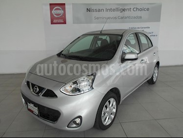foto Nissan March Advance Aut