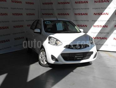 Foto Nissan March Sense  Aut