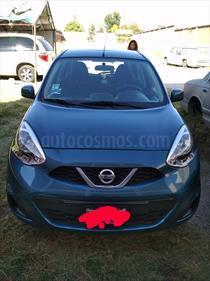 Foto venta Auto Seminuevo Nissan March Sense Aut (2016) color Turquesa precio $143,000