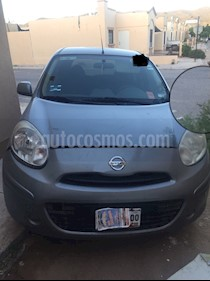 Foto venta Auto Seminuevo Nissan March Sense Aut (2013) color Gris Oxford precio $95,000