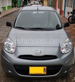 Foto venta Carro usado Nissan March Sense (2012) color Gris precio $18.700.000