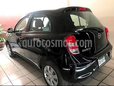 Foto venta Auto Usado Nissan March Sense  (2013) color Negro precio $105,000