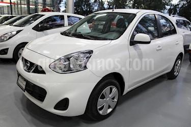 Foto venta Auto Seminuevo Nissan March Sense (2016) color Blanco precio $142,000