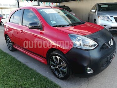 Foto venta Auto Seminuevo Nissan March SR NAVI (2018) precio $186,000