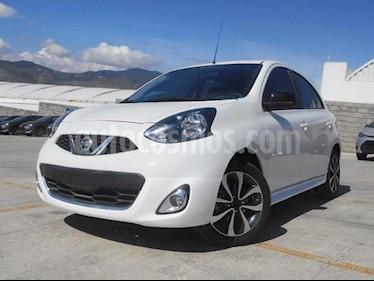 Foto venta Auto Seminuevo Nissan March SR NAVI (2017) color Blanco precio $188,000