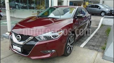 Foto venta Auto Seminuevo Nissan Maxima 3.5 Advance (2016) color Rojo precio $340,000