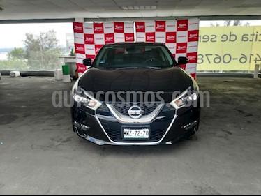 Foto venta Auto Seminuevo Nissan Maxima 3.5 Exclusive (2016) color Negro precio $420,000