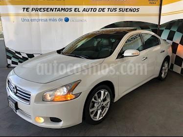 Foto venta Auto Seminuevo Nissan Maxima 3.5 Exclusive (2013) color Blanco precio $212,000