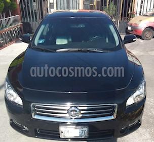 Foto venta Auto Seminuevo Nissan Maxima 3.5 Exclusive (2014) color Negro precio $260,000