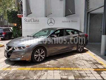 Foto venta Auto Seminuevo Nissan Maxima 3.5 Exclusive (2017) color Gris precio $532,000