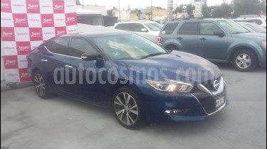 Foto venta Auto Seminuevo Nissan Maxima 3.5 Exclusive (2016) color Azul precio $399,000