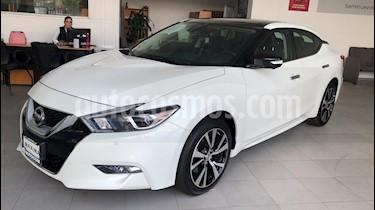 Foto venta Auto Seminuevo Nissan Maxima 3.5 Exclusive (2017) color Blanco precio $580,000
