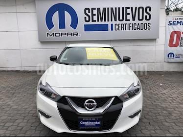Foto venta Auto Seminuevo Nissan Maxima 3.5 Exclusive (2017) color Blanco precio $414,900