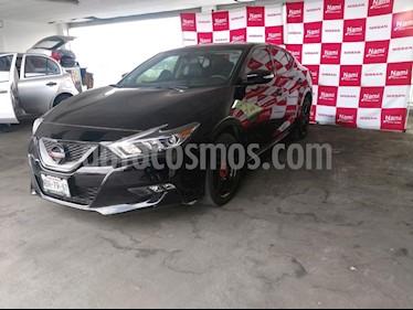 Foto venta Auto Seminuevo Nissan Maxima 3.5 SR (2017) color Negro precio $450,000