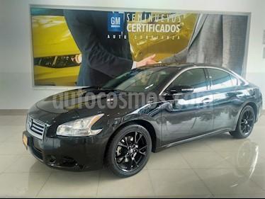 Foto venta Auto Seminuevo Nissan Maxima Exclusive (2012) color Negro precio $234,900