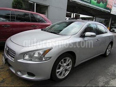 Foto venta Auto usado Nissan Maxima Exclusive (2013) color Plata precio $195,000