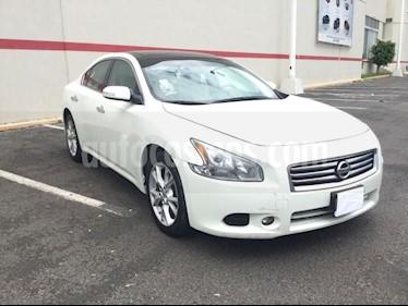 Foto venta Auto Seminuevo Nissan Maxima MAXIMA CVT EXCLUSIVE (2014) color Blanco precio $300,000