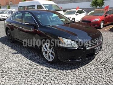 Foto venta Auto Seminuevo Nissan Maxima MAXIMA SR 3.5 V6 (2012) color Negro precio $175,000