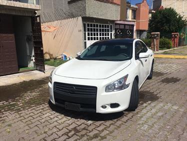 Foto venta Auto Seminuevo Nissan Maxima Sport (2009) color Blanco precio $130,000
