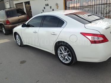 Foto venta Auto Usado Nissan Maxima Sport (2010) color Blanco precio $145,000