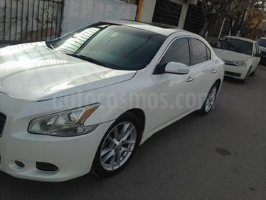 Foto venta Auto Seminuevo Nissan Maxima Sport (2010) color Blanco precio $145,000