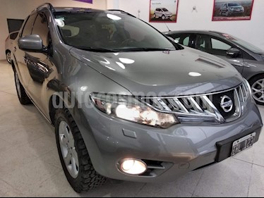 Foto venta Auto Usado Nissan Murano 3.5 CVT AWD (2010) color Gris Oscuro precio $449.000