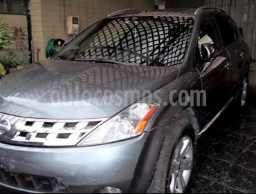 Foto venta Auto Usado Nissan Murano 3.5 SL-LTH Aut (2008) color Gris precio $4.300.000