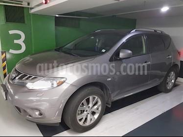 Foto Nissan Murano 3.5L LE Aut usado (2013) color Plata precio $11.100.000