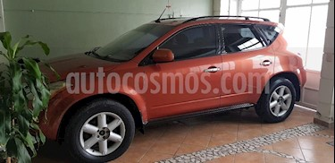 Foto venta Auto usado Nissan Murano Exclusive AWD (2004) color Naranja precio $110,000