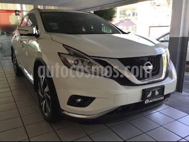 Foto venta Auto Seminuevo Nissan Murano Exclusive AWD (2019) color Blanco precio $665,000