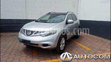 Foto venta Auto Seminuevo Nissan Murano Exclusive (2012) color Plata precio $233,000