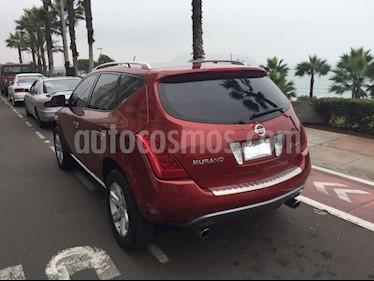 Foto venta Auto Usado Nissan Murano LE 3.5L 4x4 (2008) color Rojo precio u$s10,500