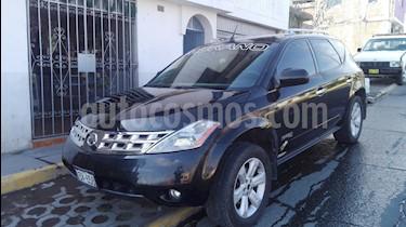 Foto venta Auto usado Nissan Murano LE 3.5L 4x4 (2007) color Negro precio u$s9,000
