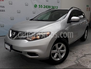 Foto venta Auto Seminuevo Nissan Murano LE (2011) color Plata precio $187,000