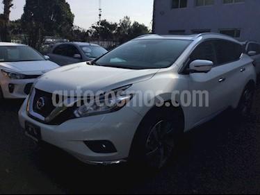 Foto venta Auto Seminuevo Nissan Murano MURANO EXCLUSIVE CVT AWD (2019) color Blanco precio $665,000