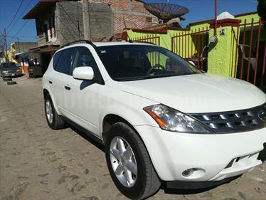 Foto venta Auto Seminuevo Nissan Murano SE AWD (2005) color Blanco precio $115,000