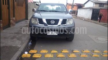 Foto venta Auto Usado Nissan Navara HD SE 4x4 TDi CD Full (2008) color Gris precio $3.600.000