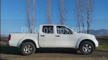 Nissan Navara HD SE2 4x4 usado (2015) color Blanco precio $8.700.000