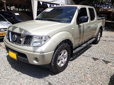 Nissan Navara 2.5L LE 4x4 TDi Aut usado (2011) color Beige precio $63.000.000