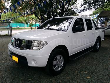 Foto venta Carro Usado Nissan Navara 2.5L SE 4x4 Di (2012) color Blanco precio $64.000.000