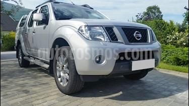 Foto venta Auto usado Nissan Navara 2.5L TDi 4x4 Doble Cabina Dual Airbag (2014) color Gris precio u$s7,500