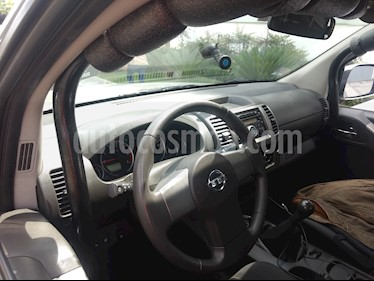 Foto venta Auto usado Nissan Navara 2.5L TDi 4x4 Doble Cabina Dual Airbag (2014) color Gris precio u$s20,000