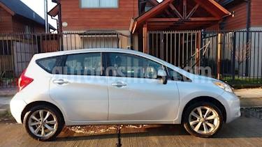 Foto Nissan Note 1.6L Advance usado (2014) color Gris precio $6.690.000