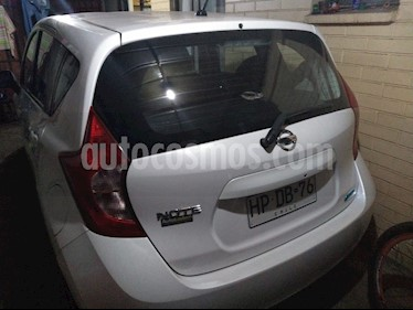 Nissan Note 1.6L Advance usado (2016) color Blanco precio $7.500.000