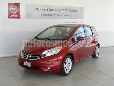 Foto venta Auto Usado Nissan Note Advance Aut (2015) color Rojo precio $196,000